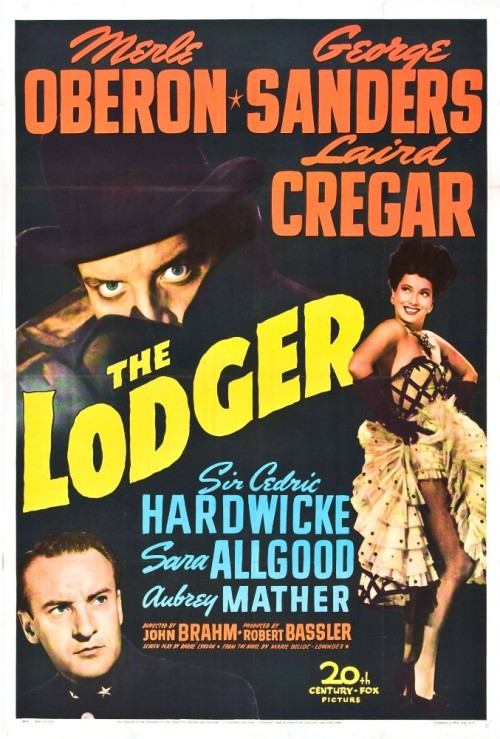 The Lodger 1944 720p Bluray X264-x0r