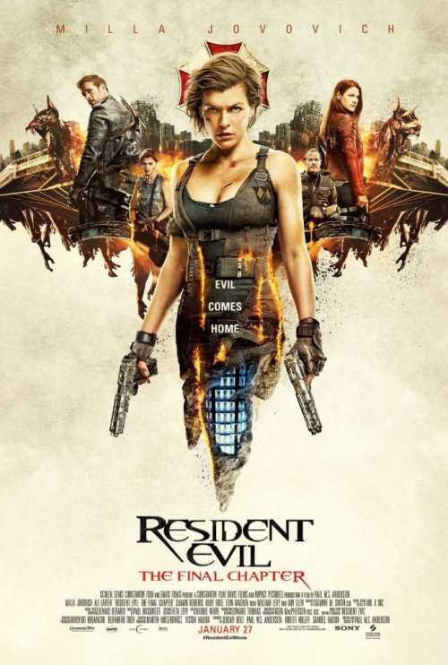 Resident Evil The Final Chapter 2017 HDRip x264 AC3-Manning Resident Evil: The Final Chapter (2016)