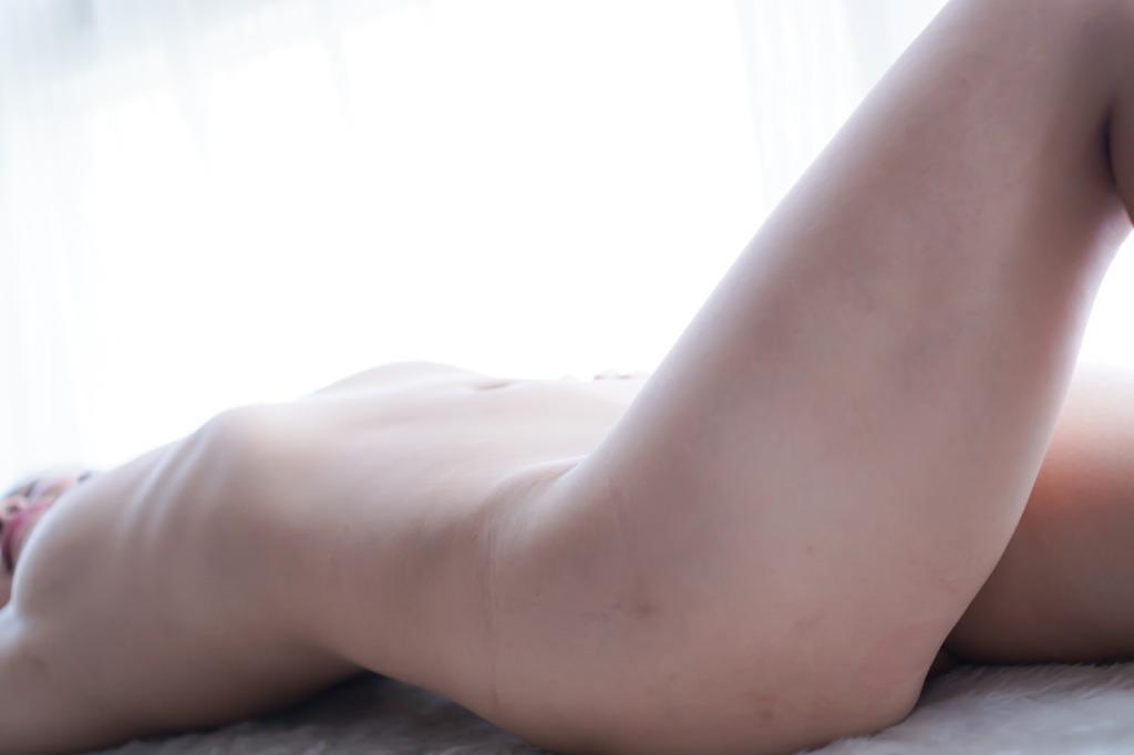 ★★自拍-女友的C乳美奶照