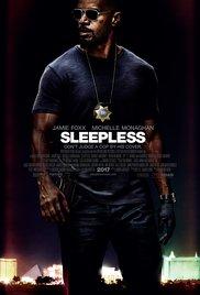 Sleepless (2017) 720p WEB-DL H264 AC3-EVO