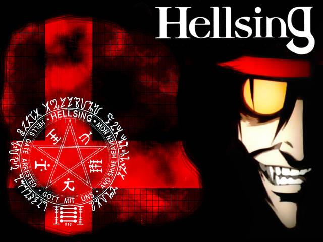 Anime: Hellsing 2494695dd4f74b56b1400447ff9eefd2ec9b328