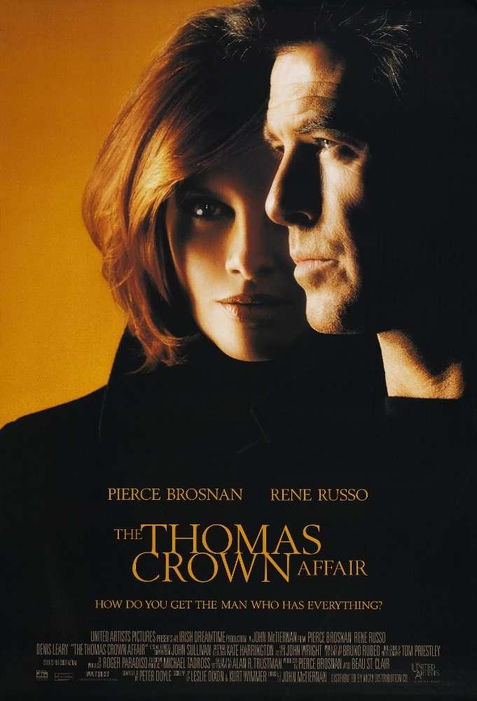 The Thomas Crown Affair 1999  Bluray x265 HEVC 10bit AAC 5 1 Tigole UTR
