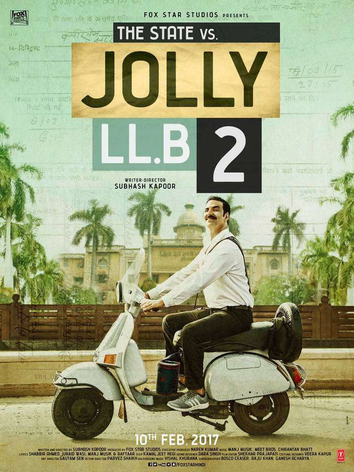Jolly LLB 2 2017  BRRIP 6CH 2 3GB  NBY
