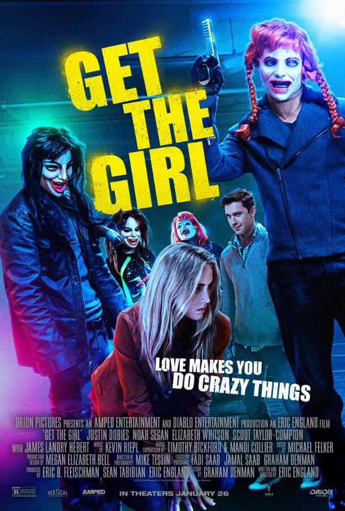 Get The Girl 2017  BRRip X264 AC3 MutzNutz