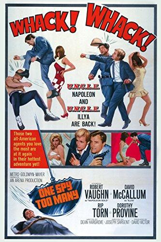 One Spy Too Many 1966 DVDRip XViD