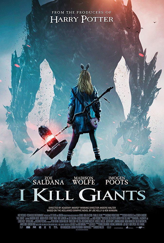 I Kill Giants 2017 WEB-DL XviD MP3-FGT
