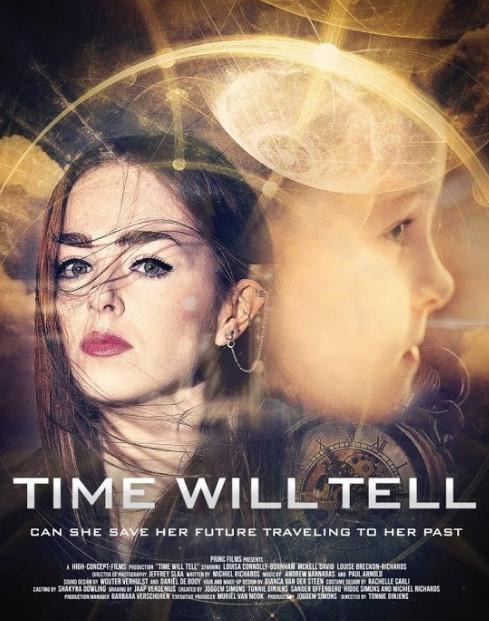 Time Will Tell (2018) HDRip XviD AC3-EVO