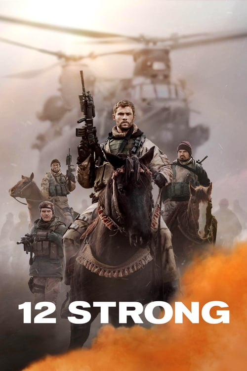 12 Strong 2018 DVDR-JFKDVD