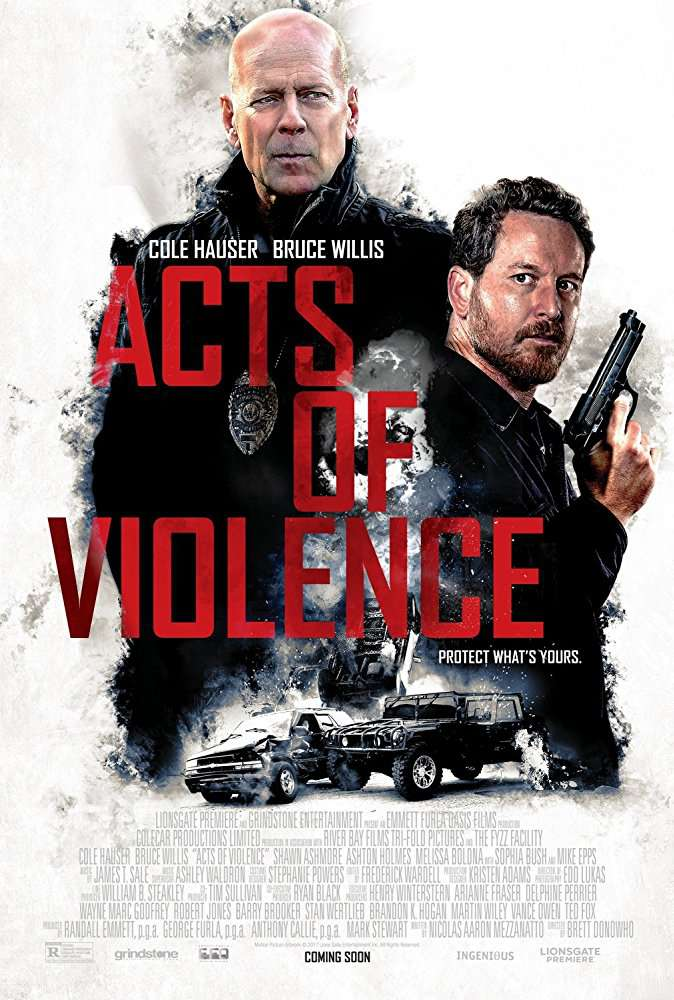 Acts of Violence 2018 MULTi 1080p BluRay x264-LOST