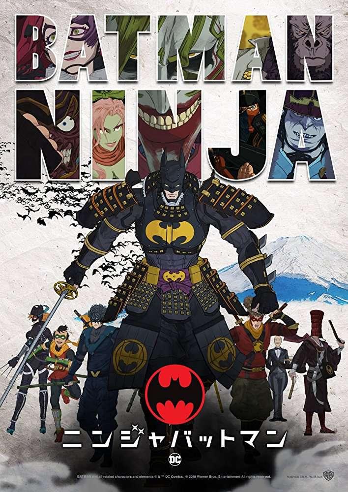 Batman Ninja 2018 1080p BluRay x264-NODLABS