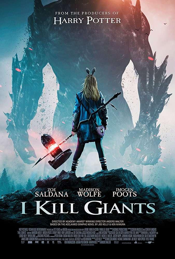 I Kill Giants 2017 720p BRRip XviD AC3-XVID