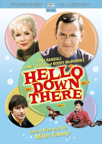 Hello Down There 1969 DVDRip x264