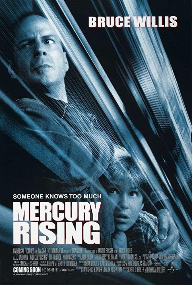 Mercury Rising 1998 BRRip XviD MP3-XVID