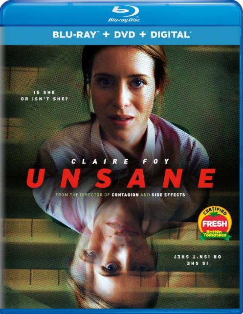 Unsane (2018) 720p BluRay H264 AAC-RARBG