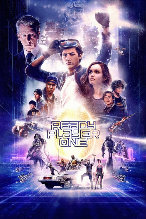 Ready Player One 2018 HDRip x264 AC3-Manning