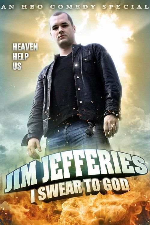 Jim Jefferies I Swear to God 2009 720p Amazon WEB-DL DD+2 0 H 264-QOQ