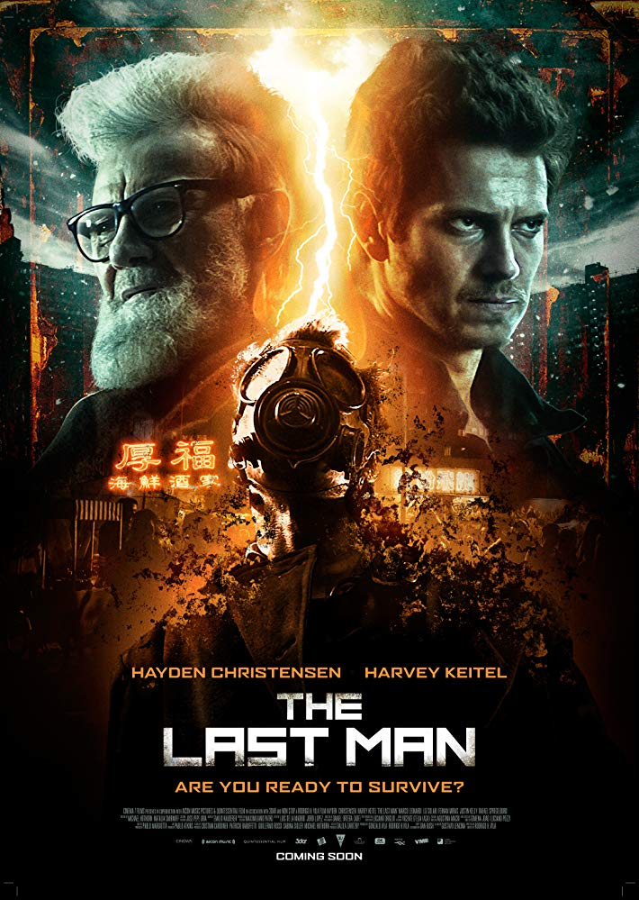 The Last Man (2018) HC HDRip x264 AC3 650MB-Movcr
