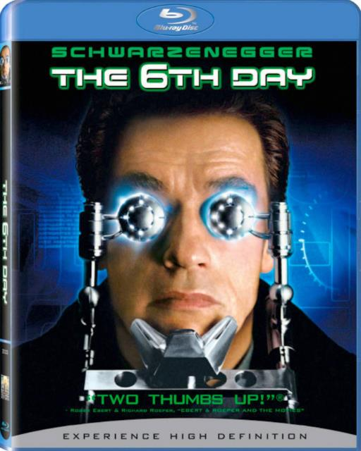 The 6th Day (2000) 1080p BluRay H264 AC 3 Remastered-nickarad