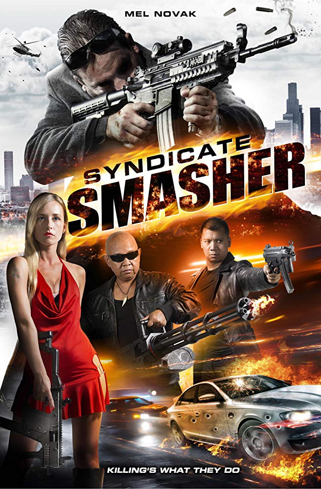 Syndicate Smasher (2017) 1080p WEB-DL x264 MW