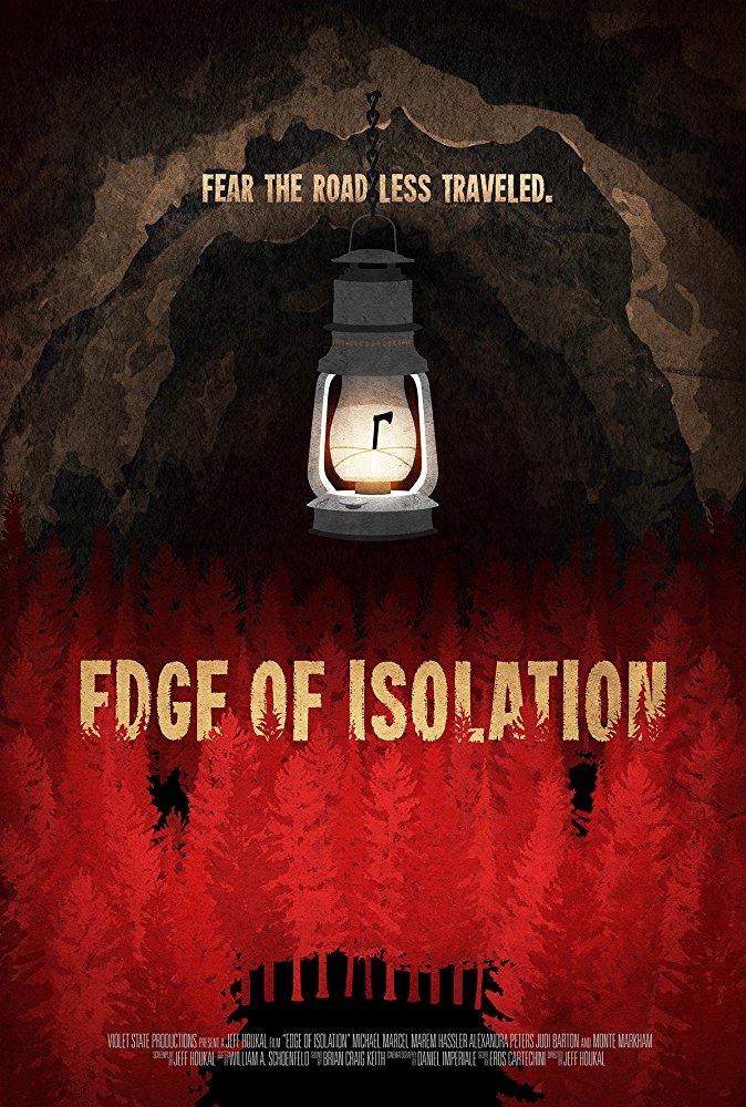 Edge Of Isolation (2018) HDRip DD2.0 x264-BDP