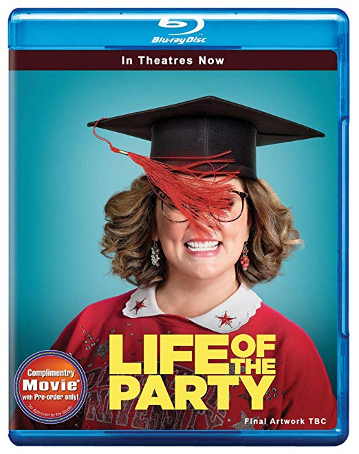 Life of Party (2018) BRRip AC3 X264-CMRG