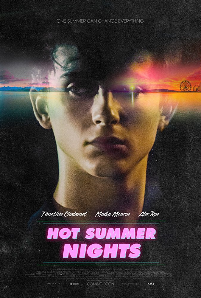 Hot Summer Nights (2017) 720p AMZN WEBRip DDP5.1 x264-NTG