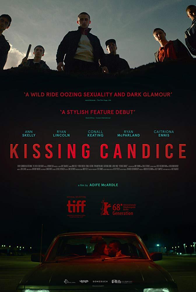 Kissing Candice (2018) BRRip XviD AC3-EVO