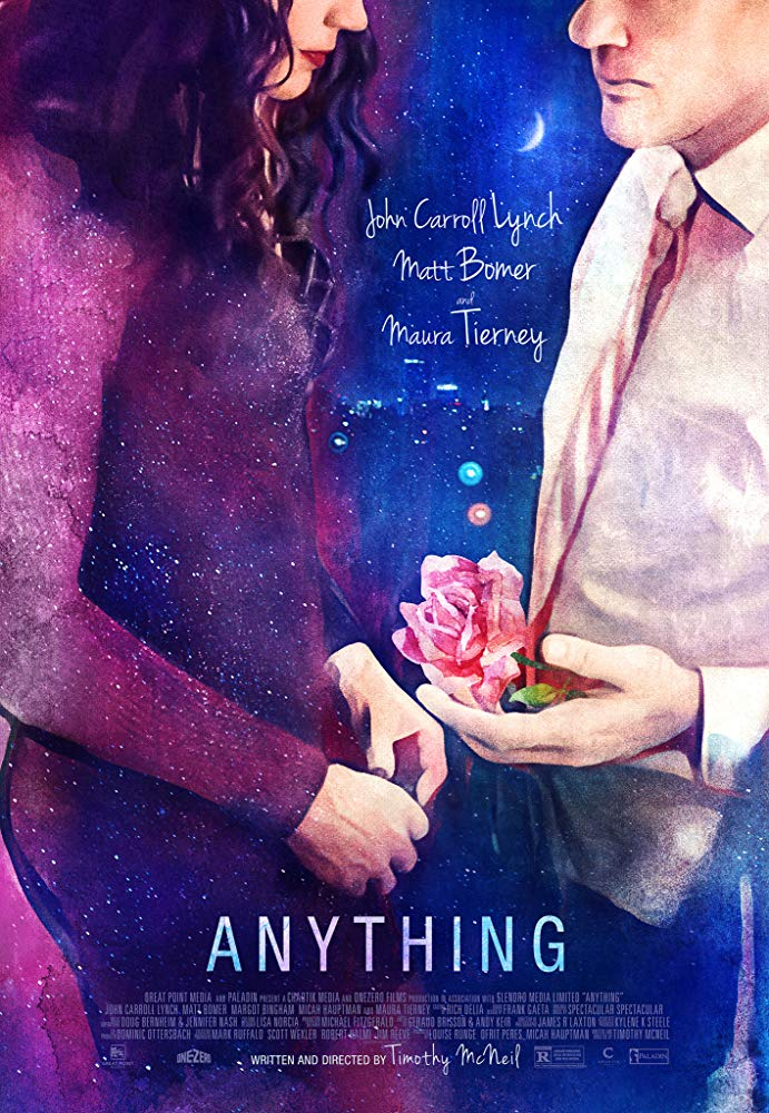 Anything (2017) HDRip XviD-AVID