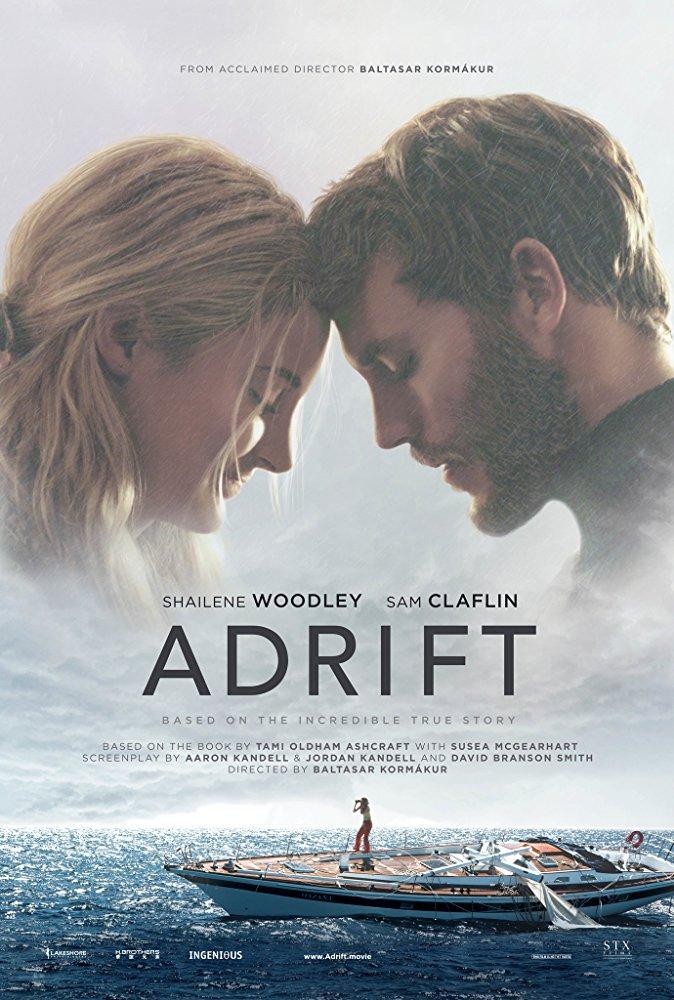 Adrift 2018 720p WEB-HD 700 MB - iExTV