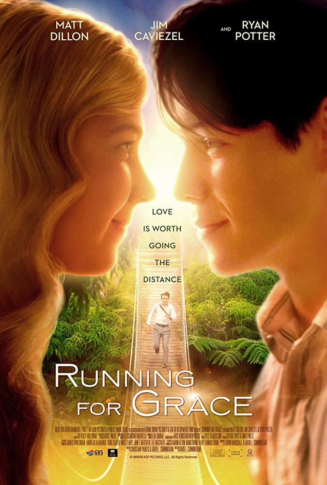 Running for Grace 2018 720p WEB-HD 800 MB - iExTV