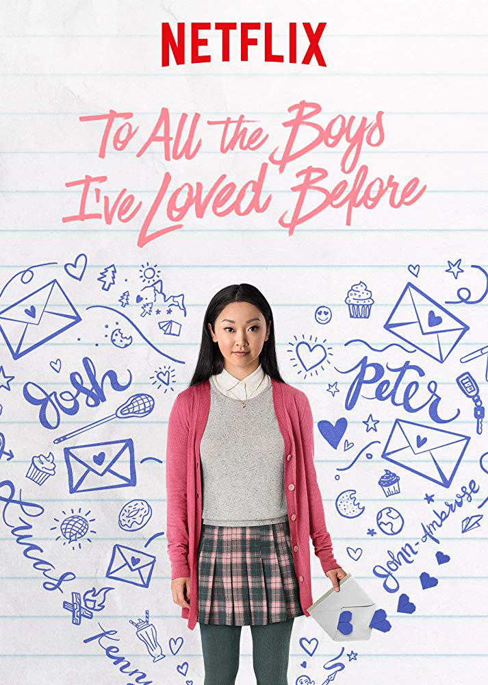 To All the Boys I've Loved Before 2018 720p WEB-HD 750 MB - iExTV