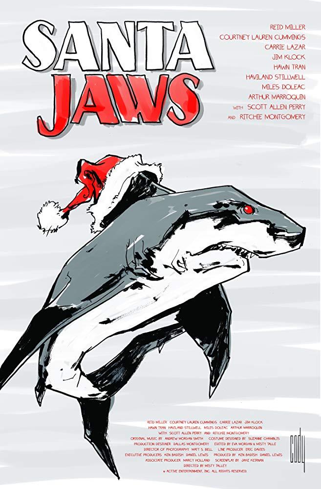 Santa Jaws 2018 1080p WEB-DL AAC x264-P2P