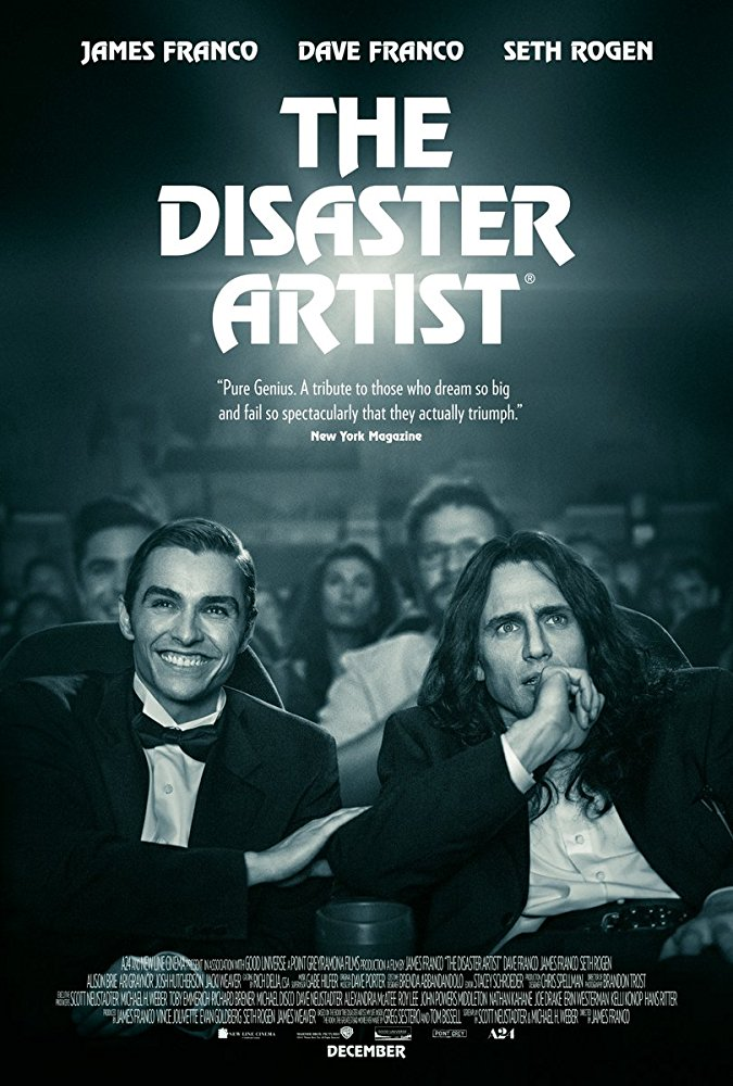 The Disaster Artist 2017 720p BluRay x264-x0r