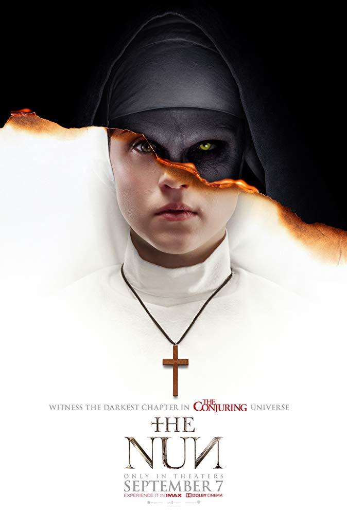 The Nun (2018) HDCAM XViD AC3-ETRG