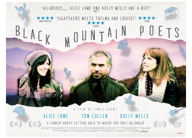 Black Mountain Poets (2015) 1080p HDTV x264-PLUTONiUM