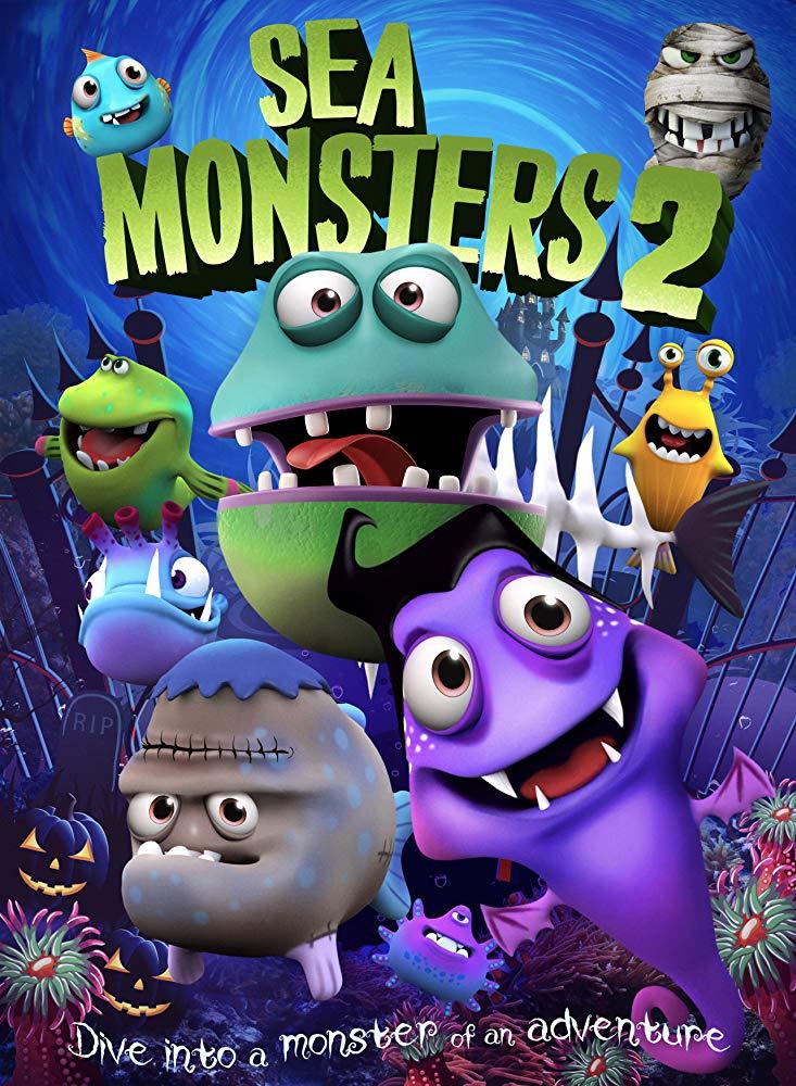 Sea Monsters 2018 HDRip XviD AC3-EVO