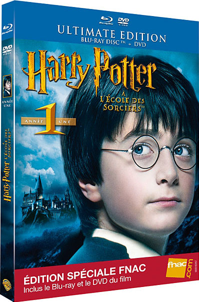 Harry Potter and the Sorcerers Stone (2001) 1080p BRRIp x264 Dual Audio [Hindi+English] ESub-DLW