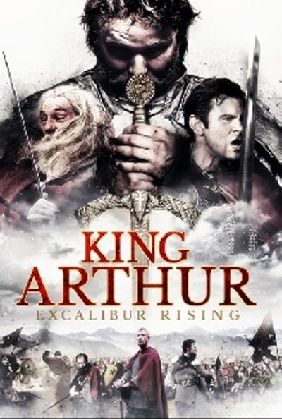 King Arthur Excalibur Rising 2017 BDRip x264-RUSTED
