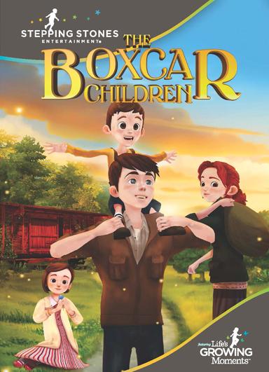 The Boxcar Children Surprise Island 2018 BDRip x264-VoMiT