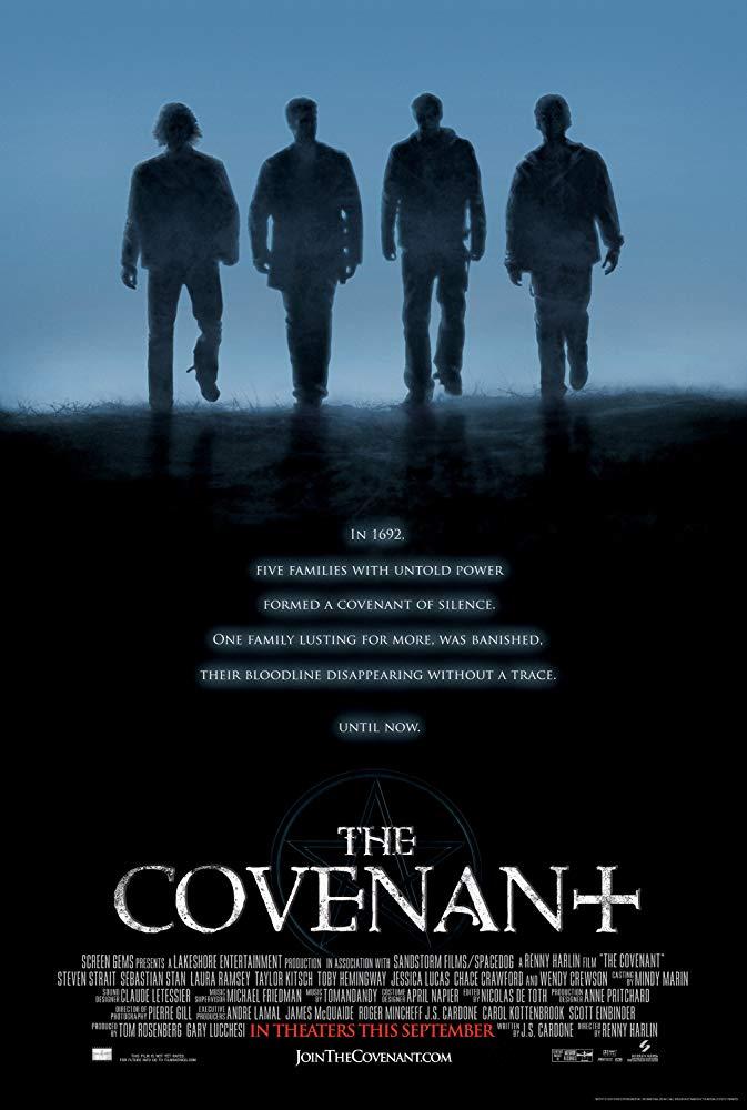 The Covenant (2006) 720p BluRay H264 AAC-RARBG