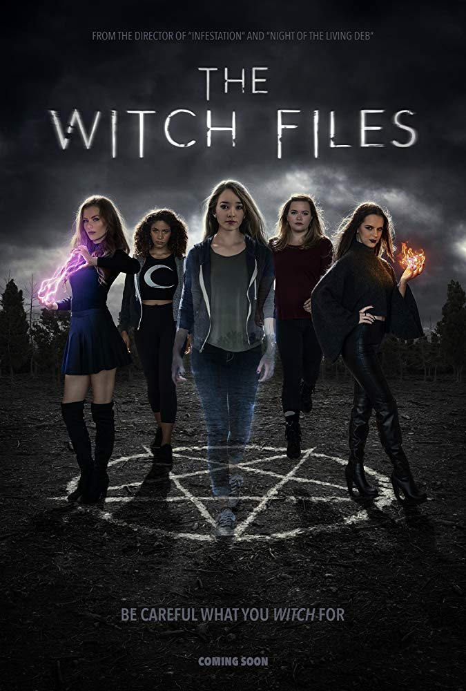 The Witch Files 2018 Movies HDRip x264 5 1 with Sample