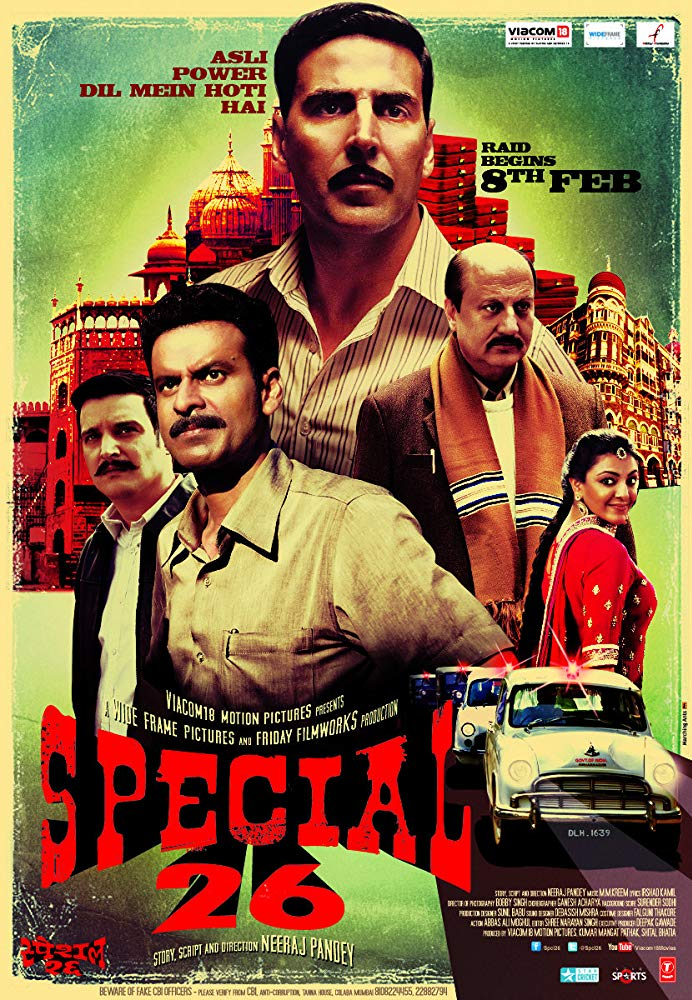 Special 26 (2013) Hindi 1080p BluRay x264 DTS MW
