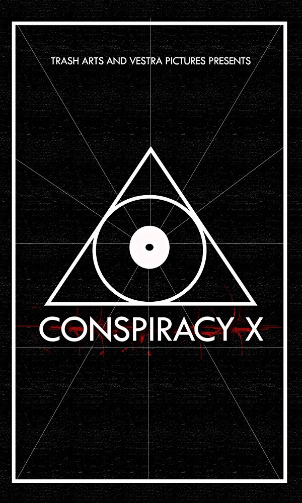 Conspiracy X (2018) HDRip XviD AC3-EVO