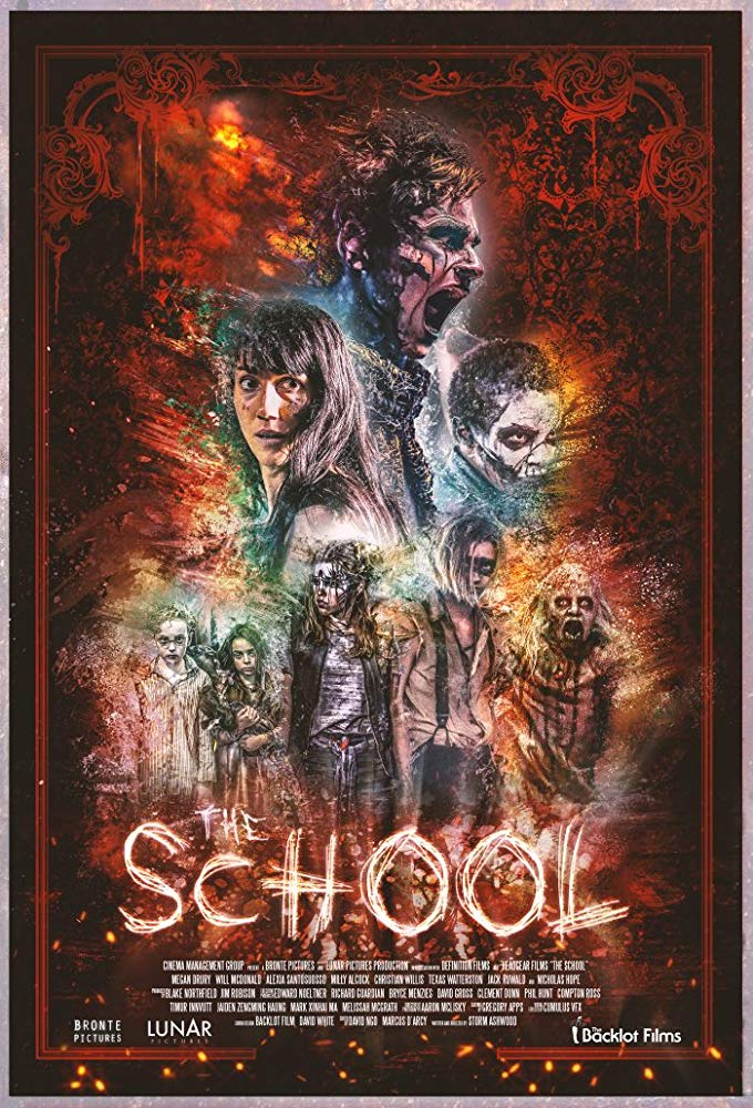 The School (2018) BDRip AC3 X264-CMRG