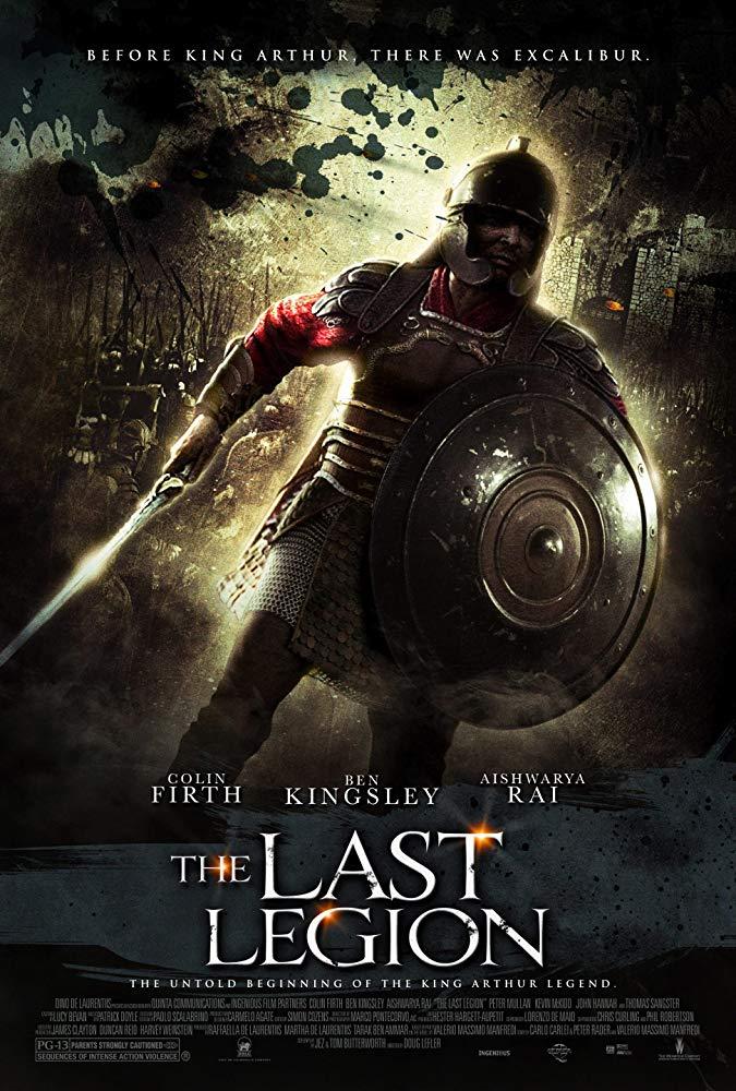 The Last Legion (2007) x264 720p Esub BluRay Dual Audio English Hindi GOPISAHI