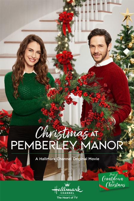 Christmas At Pemberley Manor (2018) 720p HDTV x264-W4F
