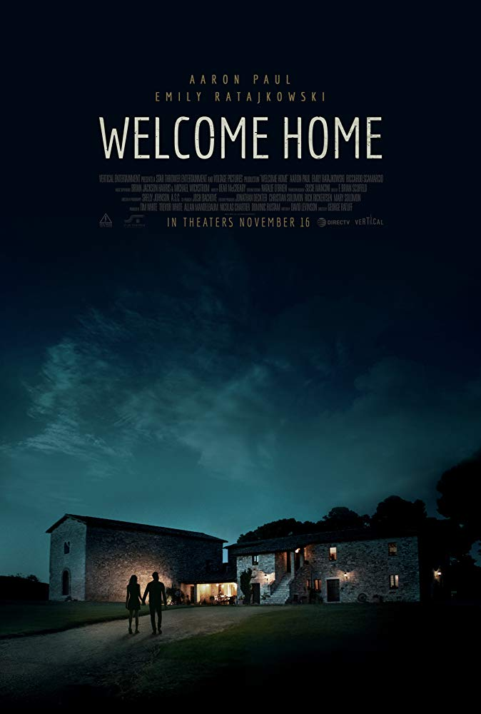Welcome Home (2018) 1080p WEB-DL DD 5.1 x264 MW