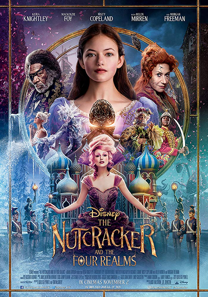 The Nutcracker And The Four Realms (2018) CAM X264 MP3 English-RypS