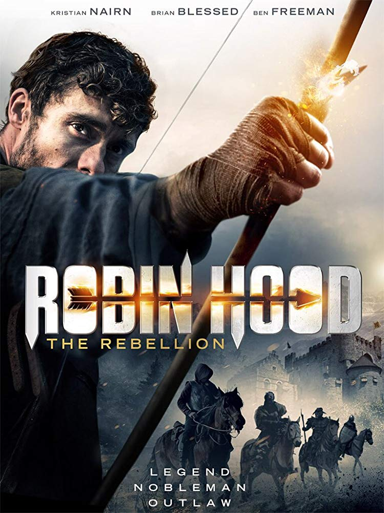 Robin Hood The Rebellion (2018) 720p WEB-DL DD5.1 H264-CMRG