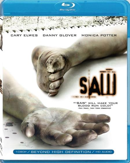 Saw (2004) UNRATED 1080p BRrip x264 YIFY